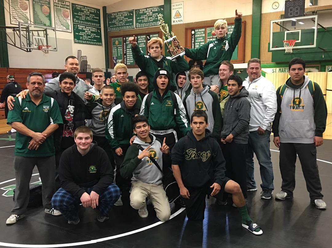 Tracy High Wrestling
