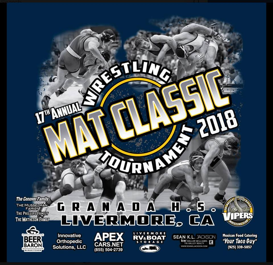 Press Coverage from the 17th Annual Mat Classic