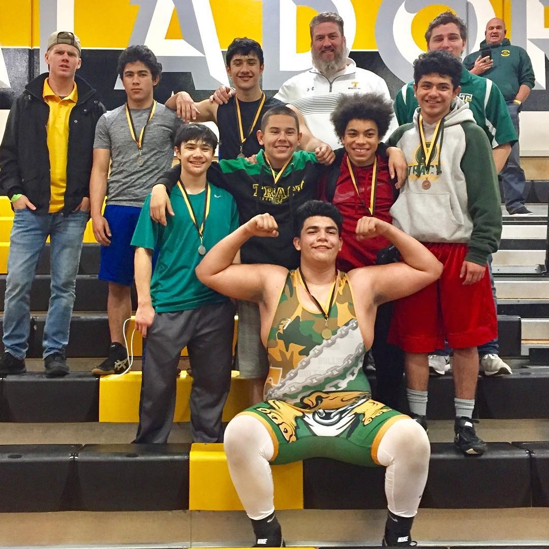 Press Coverage from Camelari Tournament and Tokay Dual