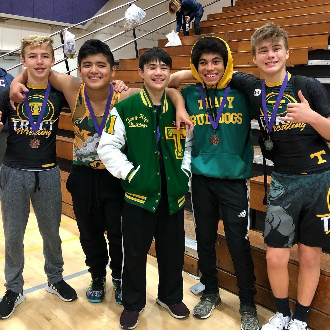 Tracy Press Coverage of Dual vs Manteca